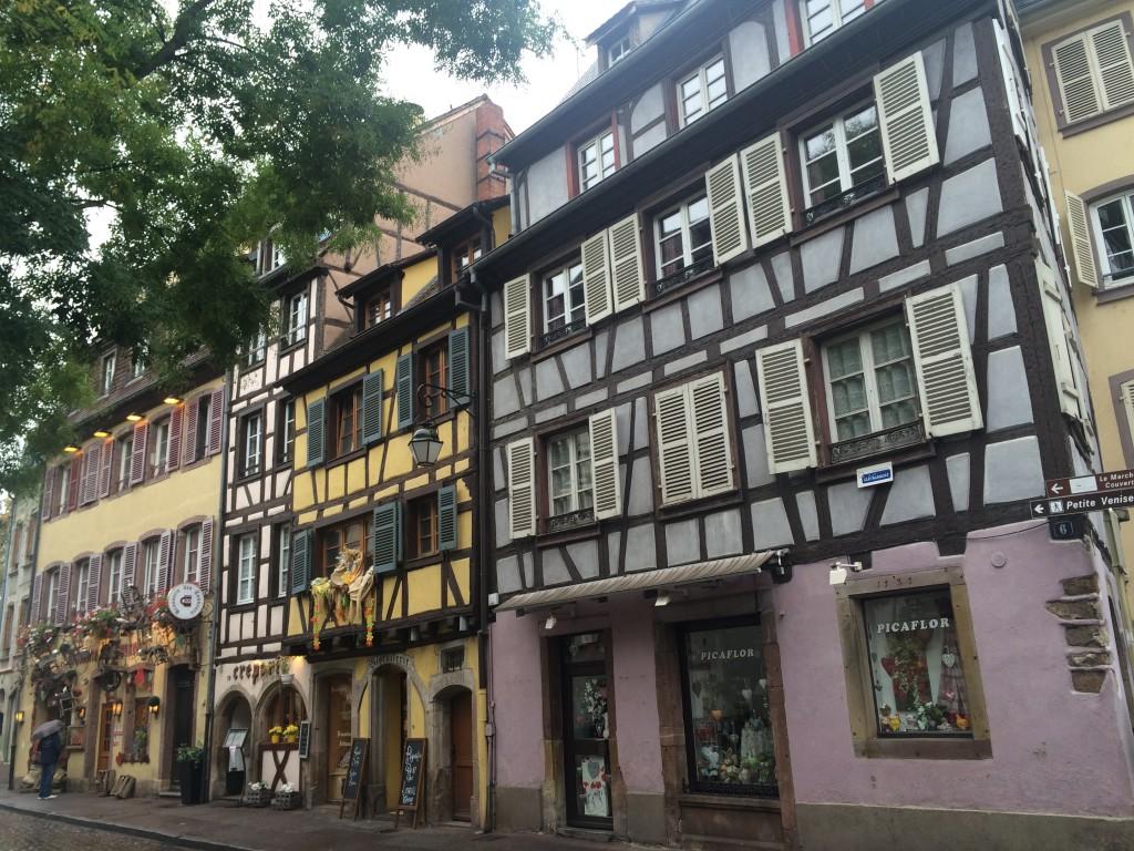 Flânerie à travers Colmar à la découverte des maisons à colombages
