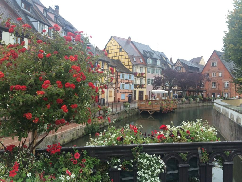 Flânerie dans la petite Venise de Colmar