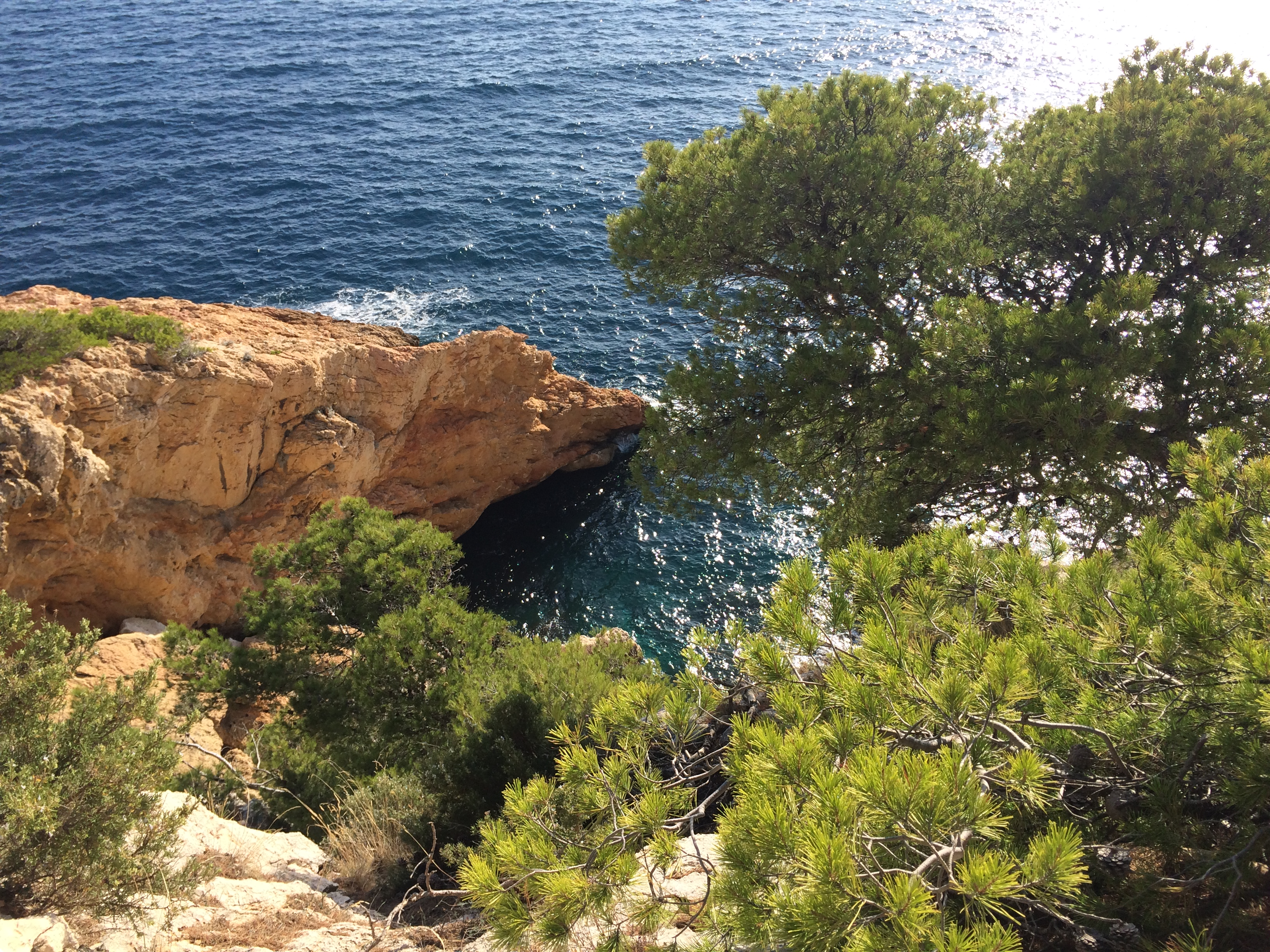 Marseille Cote Bleue Calanques