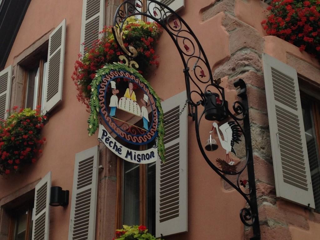 escapade en Alsace à Kaysersberg