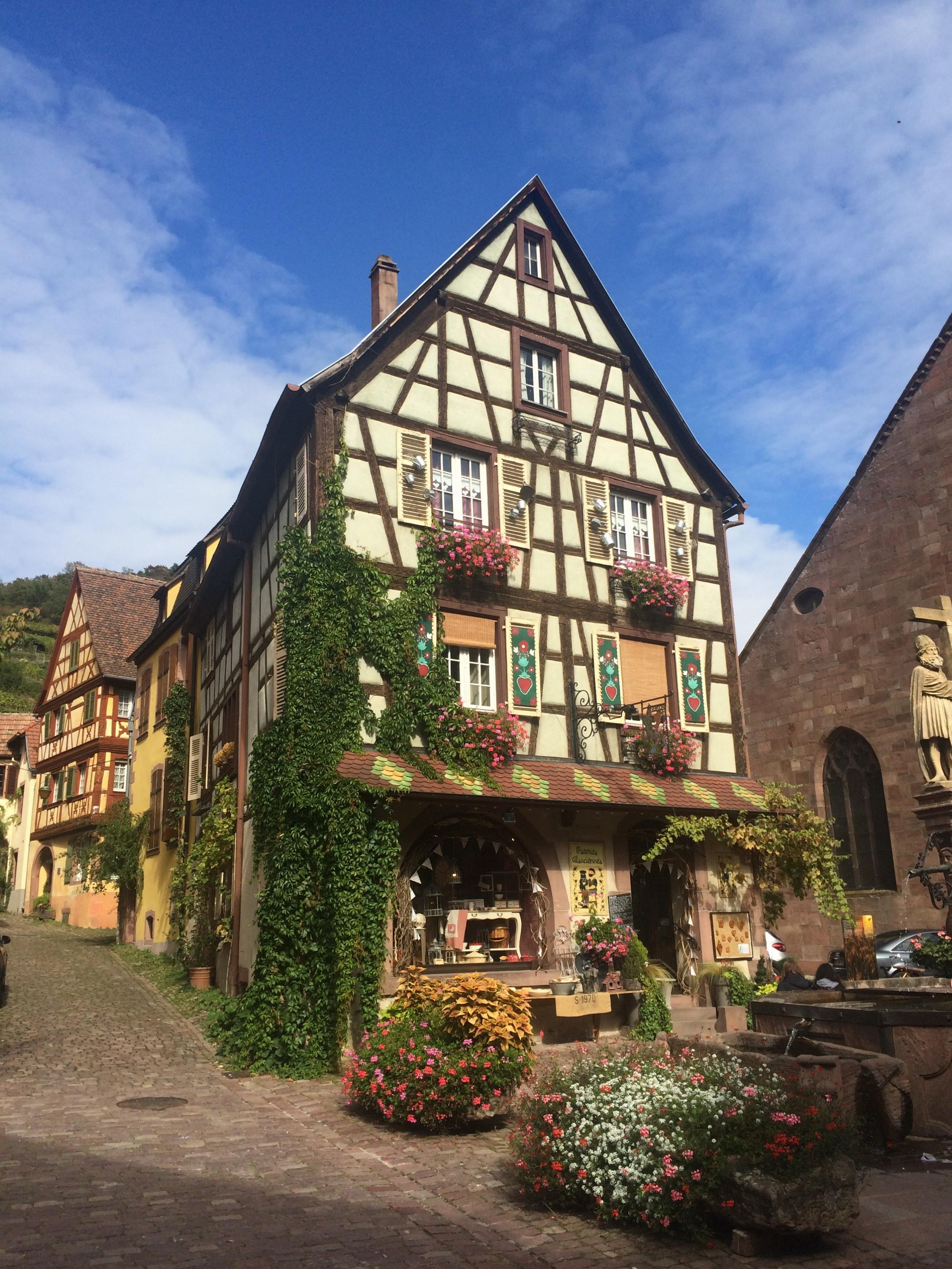 Escapade à Kaysersberg en Alsace