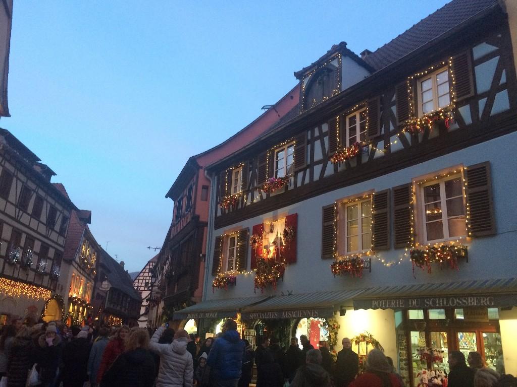 Marché de Noël Alsace