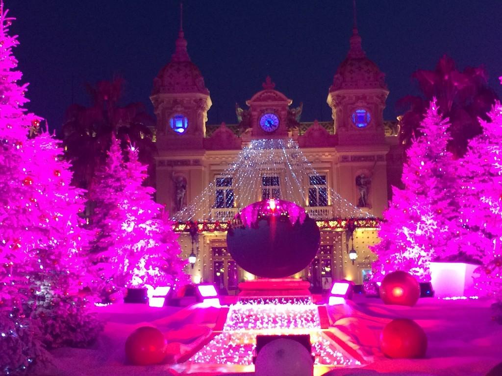 Noël à Monaco