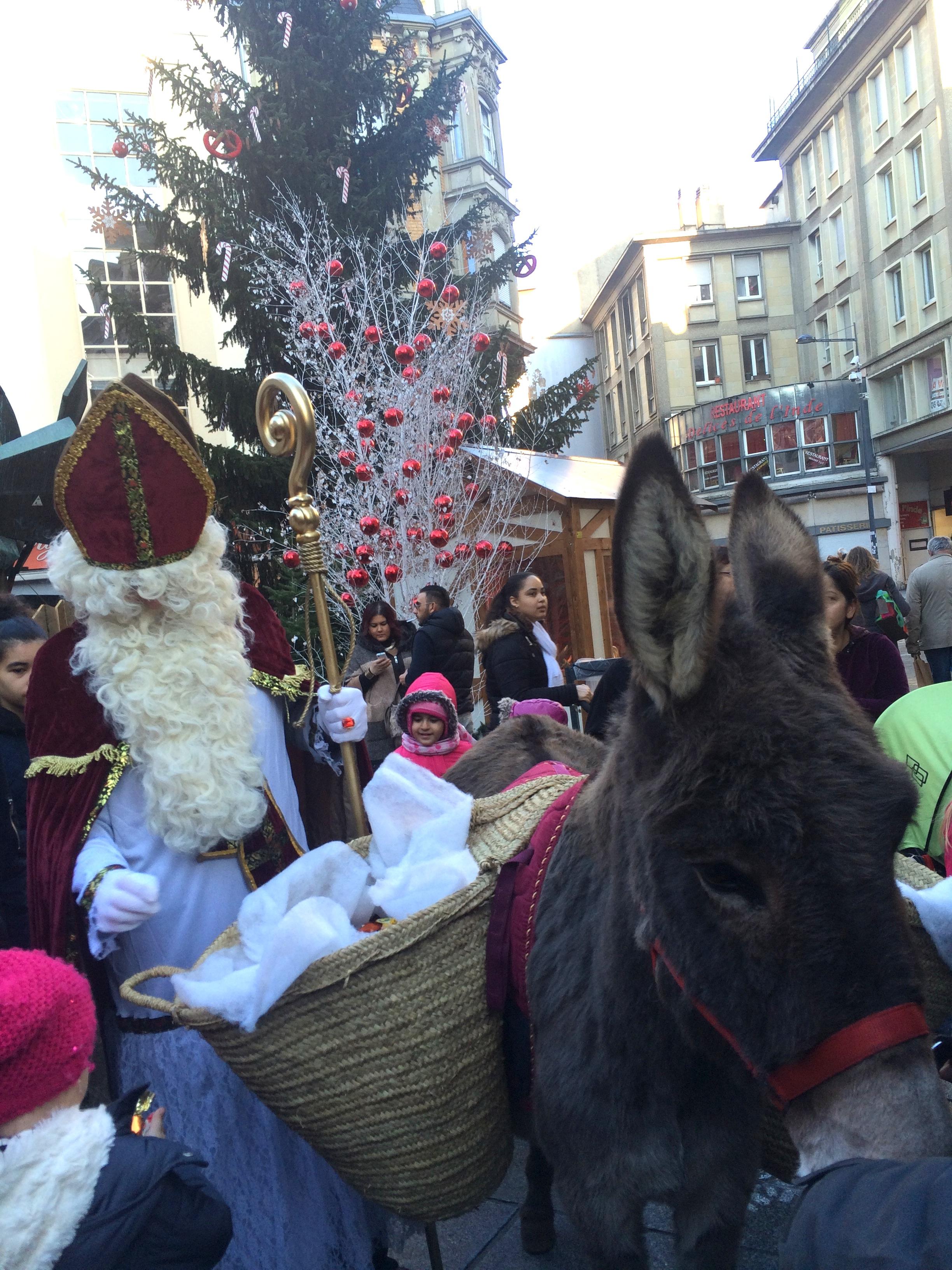 Saint Nicolas Alsace