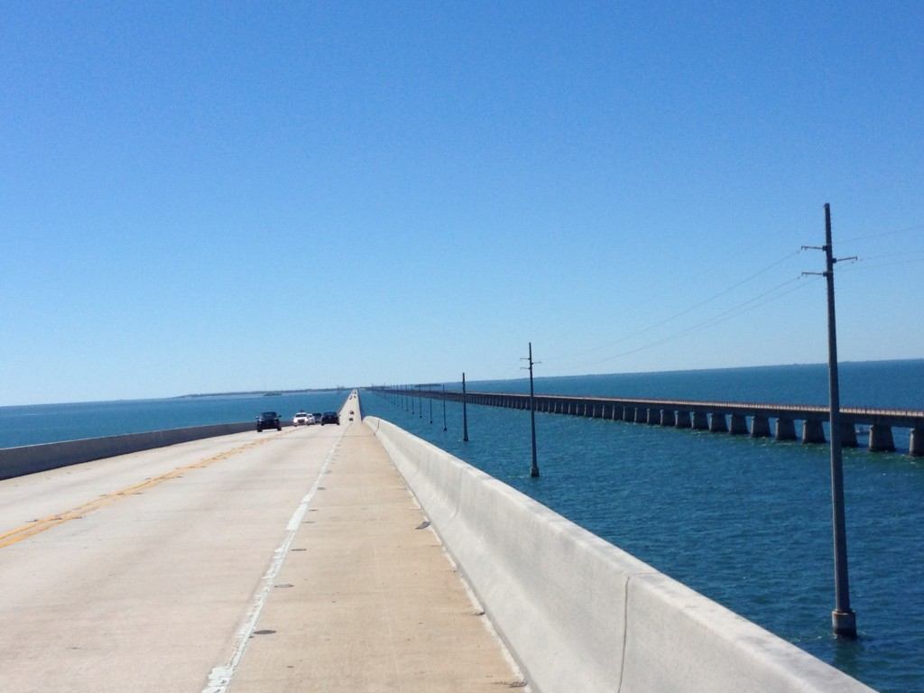 Way to the Keys Florida