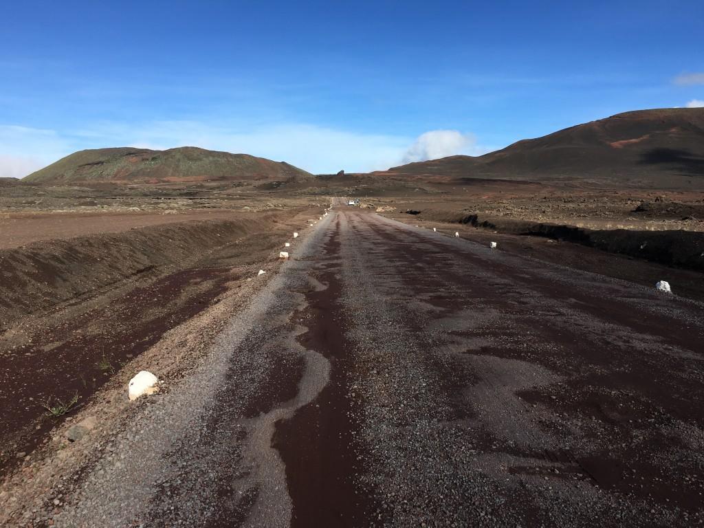 Plaine des sables Réunion