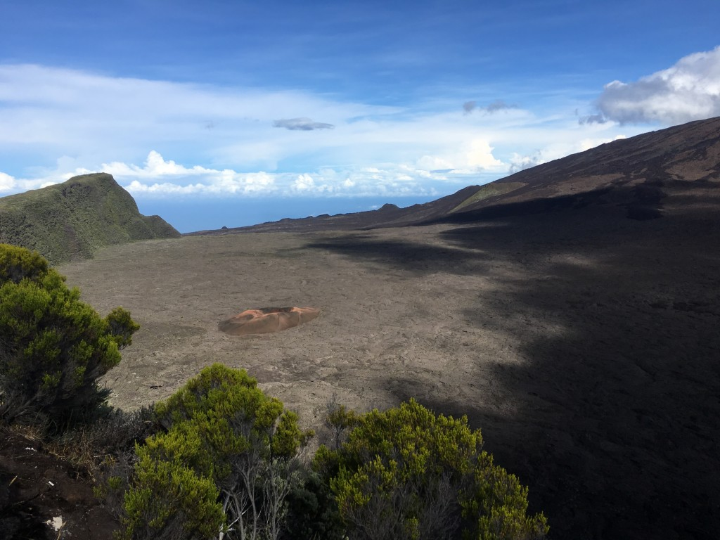 Volcan Ile de la Réunion