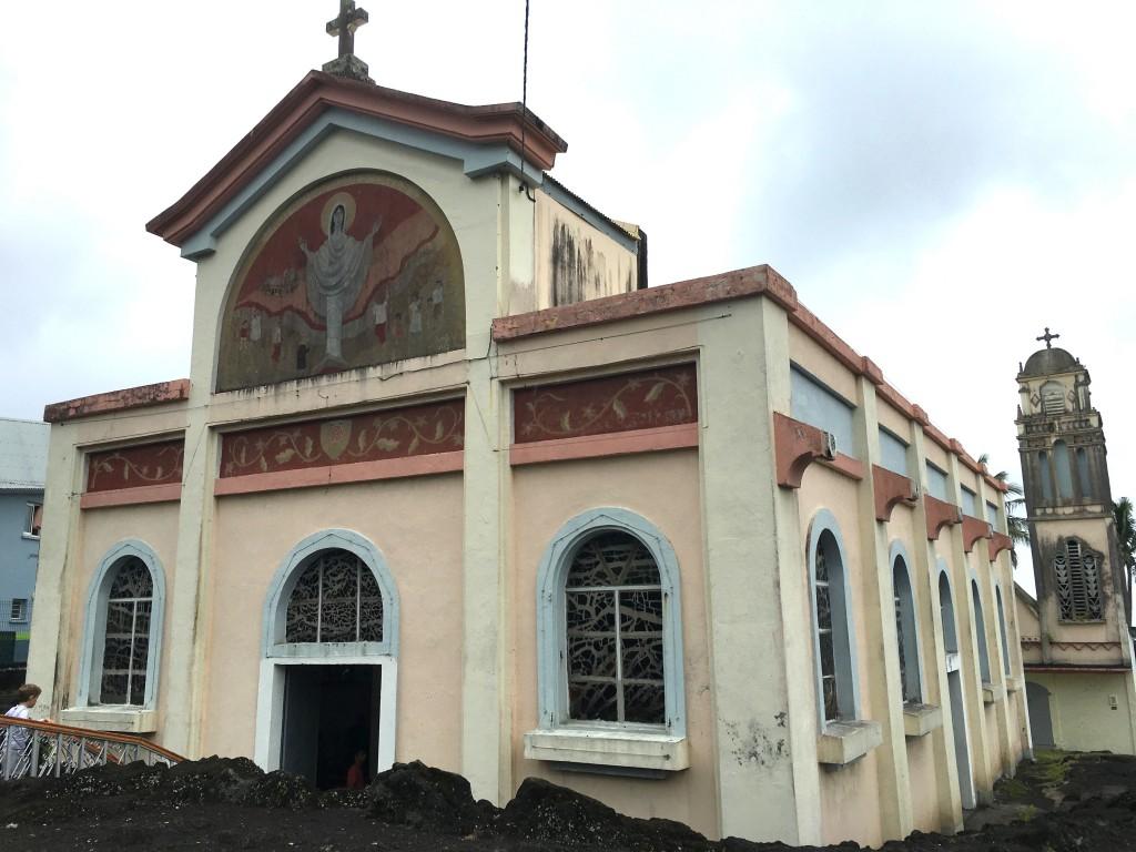 Sainte Rose Réunion