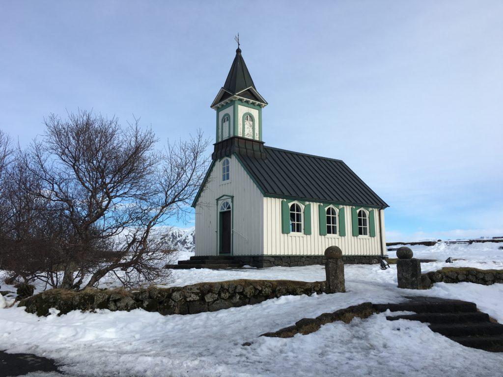 Cercle d'or Islande, Pingvellir