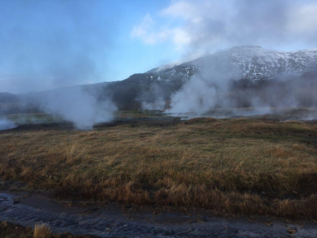 Islande Cercle d'Or Geysir
