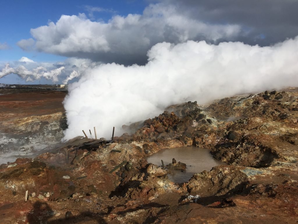 péninsule de Reyjanes, Islande