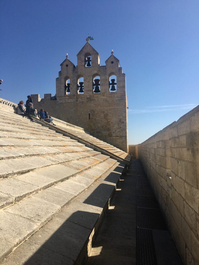 Eglise Saintes Maries de la Mer