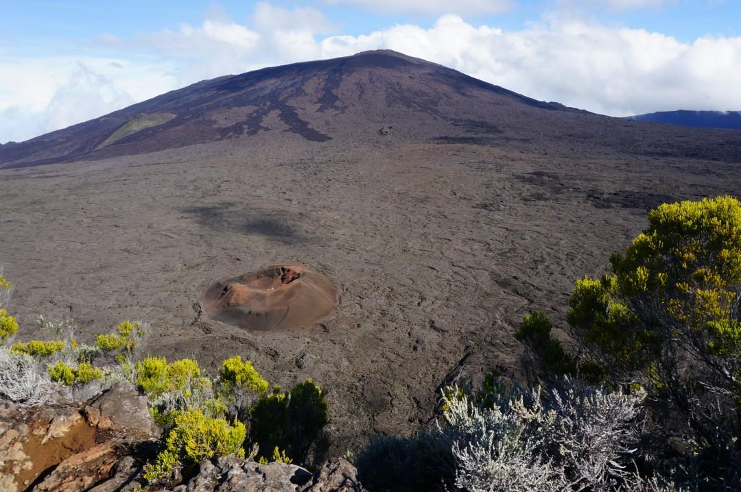 Piton de la Fournaise Réunion